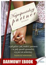 okładka książki Najwspanialszy partner na świecie