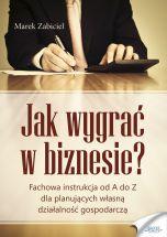okładka - książka, ebook Jak wygrać w biznesie?