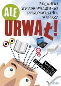 okładka - książka, ebook Ale urwał!