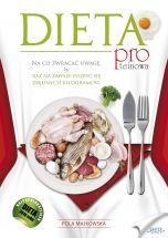 okładka - książka, ebook Dieta proteinowa