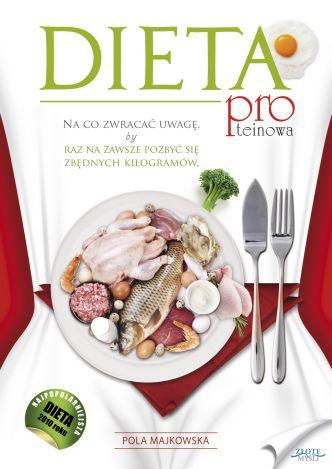 Okładka Dieta proteinowa