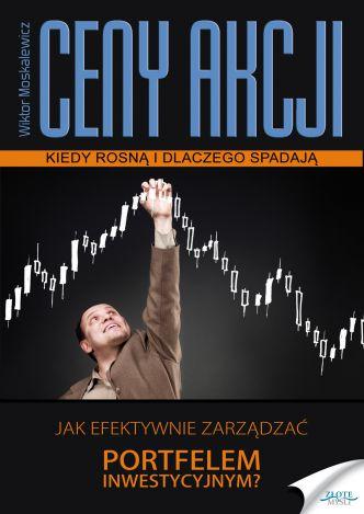 Okładka Ceny akcji