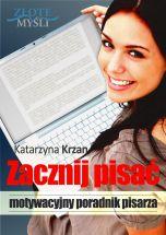 okładka - książka, ebook Zacznij Pisać