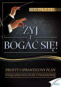 okładka - książka, ebook Żyj i bogać się
