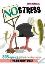 okładka - książka, ebook NO STRESS