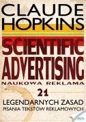 okładka - książka, ebook Scientific Advertising