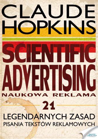 Okładka Scientific Advertising