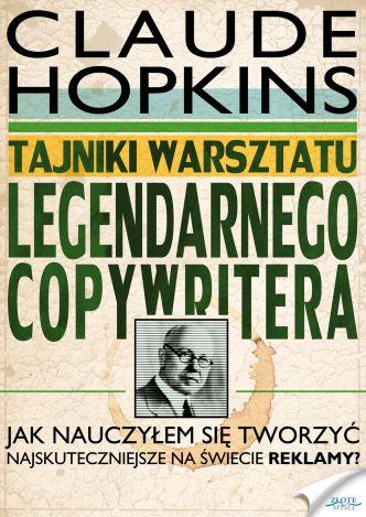 Okładka Tajniki warsztatu legendarnego copywritera