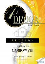 okładka - książka, ebook CZWARTA DROGA. Przełom w budżecie domowym