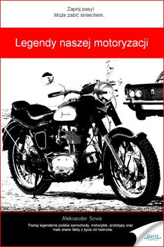 Okładka Legendy naszej motoryzacji