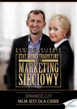 okładka - książka, ebook Etat, biznes tradycyjny czy marketing sieciowy