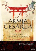 okładka książki Armia cesarza