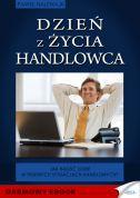 okładka - książka, ebook Dzień z życia handlowca