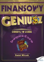 okładka książki Finansowy Geniusz