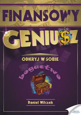 Okładka Finansowy Geniusz
