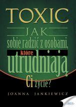 okładka - książka, ebook TOXIC