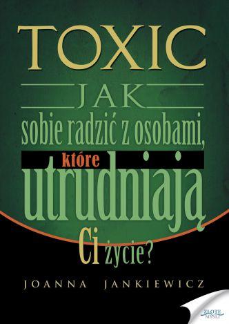 Okładka TOXIC