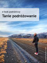 okładka - książka, ebook Tanie podróżowanie