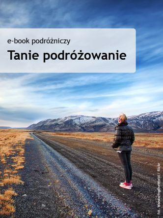 Okładka Tanie podróżowanie
