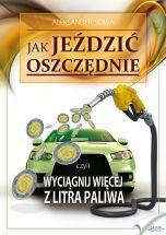 okładka - książka, ebook Jak jeździć oszczędnie