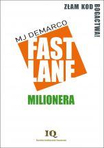 okładka - książka, ebook Fastlane Milionera