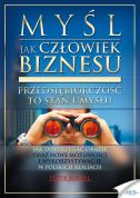 okładka - książka, ebook Myśl jak człowiek biznesu