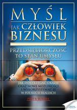okładka książki Myśl jak człowiek biznesu