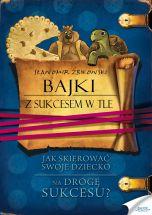 okładka książki Bajki z sukcesem w tle
