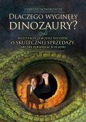 okładka - książka, ebook Dlaczego wyginęły dinozaury?