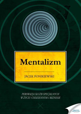 Okładka Mentalizm