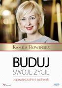 okładka - książka, ebook Buduj swoje życie odpowiedzialnie i zuchwale