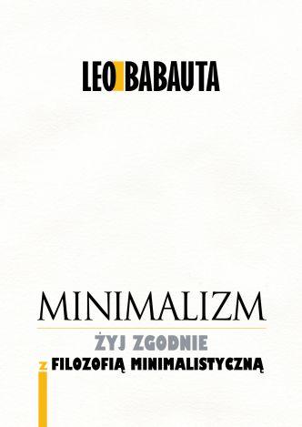Okładka Minimalizm