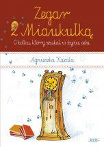 okładka - książka, ebook Zegar z Miaukułką