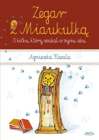 Okładka Zegar z Miaukułką