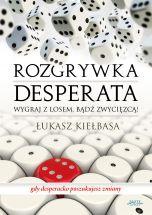 okładka książki Rozgrywka desperata