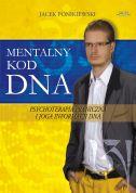 okładka - książka, ebook Mentalny kod DNA