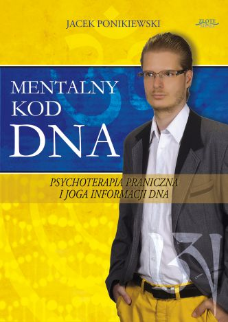 Okładka Mentalny kod DNA