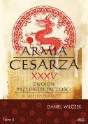 okładka - książka, ebook Armia cesarza II