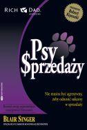 okładka - książka, ebook Psy sprzedaży
