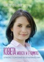 okładka - książka, ebook Kobieta wkracza w e-commerce
