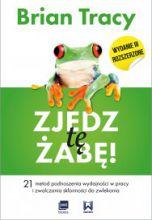 okładka książki Zjedz tę żabę