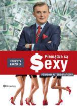 okładka książki Pieniądze są Sexy