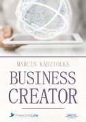 okładka - książka, ebook Business Creator