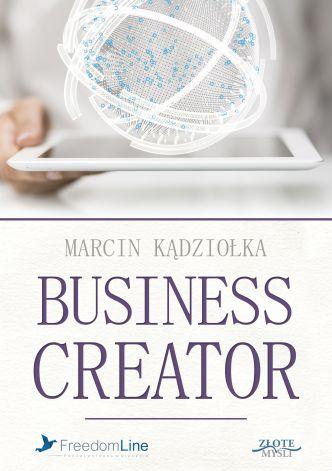 Okładka Business Creator
