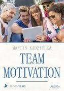 okładka - książka, ebook Team Motivation