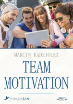okładka książki Team Motivation