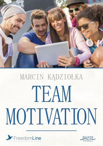 Okładka Team Motivation