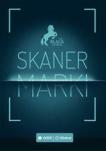 okładka - książka, ebook Skaner Marki