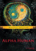 okładka - książka, ebook AlphaHuman
