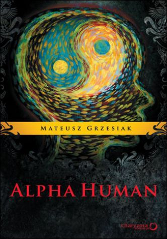 Okładka AlphaHuman